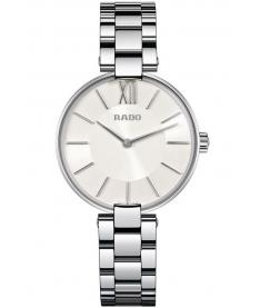 Montre Femme Rado Coupole R22850013 Bracelet Acier