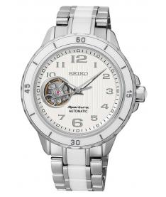 Montre Homme Seiko Sportura SSA885J1 Collection Sportura Bracelet Céramique