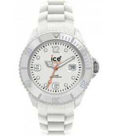 Montre Homme Ice Watch Sili Forever SIWEBBS11 Bracelet Silicone Blanc
