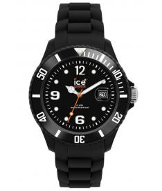 Montre Homme Ice Watch Sili Forever SIBKBBS11 Bracelet Silicone Noir
