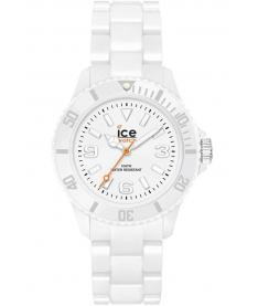 Montre Homme Ice Watch Ice-Solid SDWEBP12 Bracelet Plastique Blanc