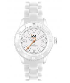 Montre Femme Ice Watch Ice-Solid SDWESP12 Bracelet Plastique Blanc