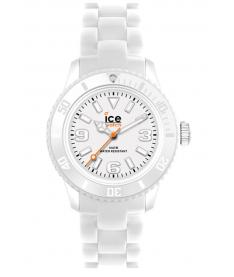 Montre Mixte Ice Watch Ice-Solid SDWEUP12 Bracelet Plastique Blanc