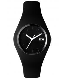 Montre Mixte Ice Watch Ice ICEBKUS12 Bracelet Silicone Noir