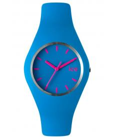 Montre Mixte Ice Watch Ice ICESBUS12 Bracelet Silicone Bleu Ciel