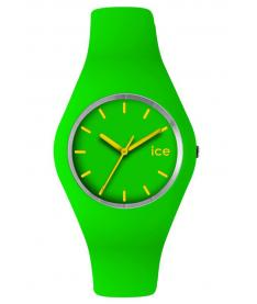 Montre Mixte Ice Watch Ice ICEGNUS12 Bracelet Silicone Vert