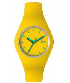 Montre Mixte Ice Watch Ice ICEYWUS12 Bracelet Silicone Jaune