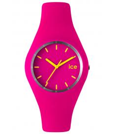 Montre Mixte Ice Watch Ice ICECHUS12 Bracelet Silicone Rose
