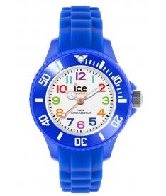 Montre Femme Ice Watch Ice-Mini MNBEMS12 Bracelet Silicone Bleu