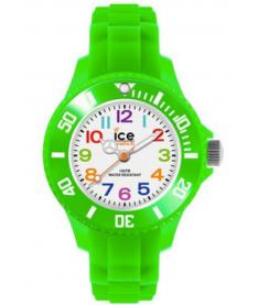 Montre Femme Ice Watch Ice-Mini MNGNMS12 Bracelet Silicone Vert