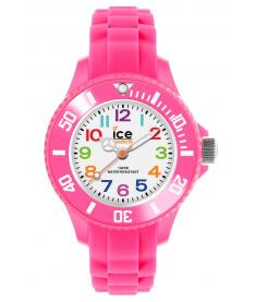 Montre Femme Ice Watch Ice-Mini MNPKMS12 Bracelet Silicone Rose