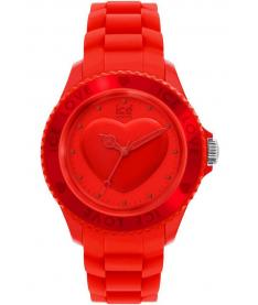 Montre Femme Ice Watch Ice-Love LORDSS10 Bracelet Silicone Rouge