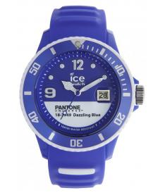 Montre Mixte Ice Watch Ice-Pantone Color PANDABUS14 Bracelet Silicone Bleu