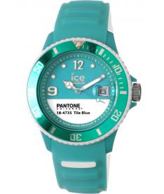 Montre Mixte Ice Watch Ice-Pantone Color PANCOKUS14 Bracelet Silicone Turquoise