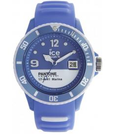 Montre Mixte Ice Watch Ice-Pantone Color PANBCMARUS13 Bracelet Silicone Bleu