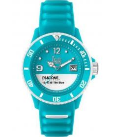 Montre Mixte Ice Watch Ice-Pantone Color PANBCTIBUS13 Bracelet Silicone Bleu