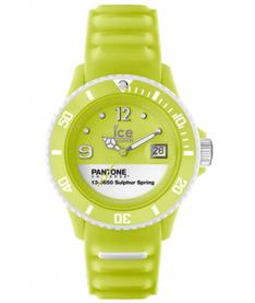 Montre Mixte Ice Watch Ice-Pantone Color PANBCSUSUS13 Bracelet Silicone Vert