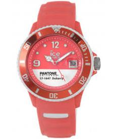 Montre Mixte Ice Watch Ice-Pantone Color PANBCDUBUS13 Bracelet Silicone Rose