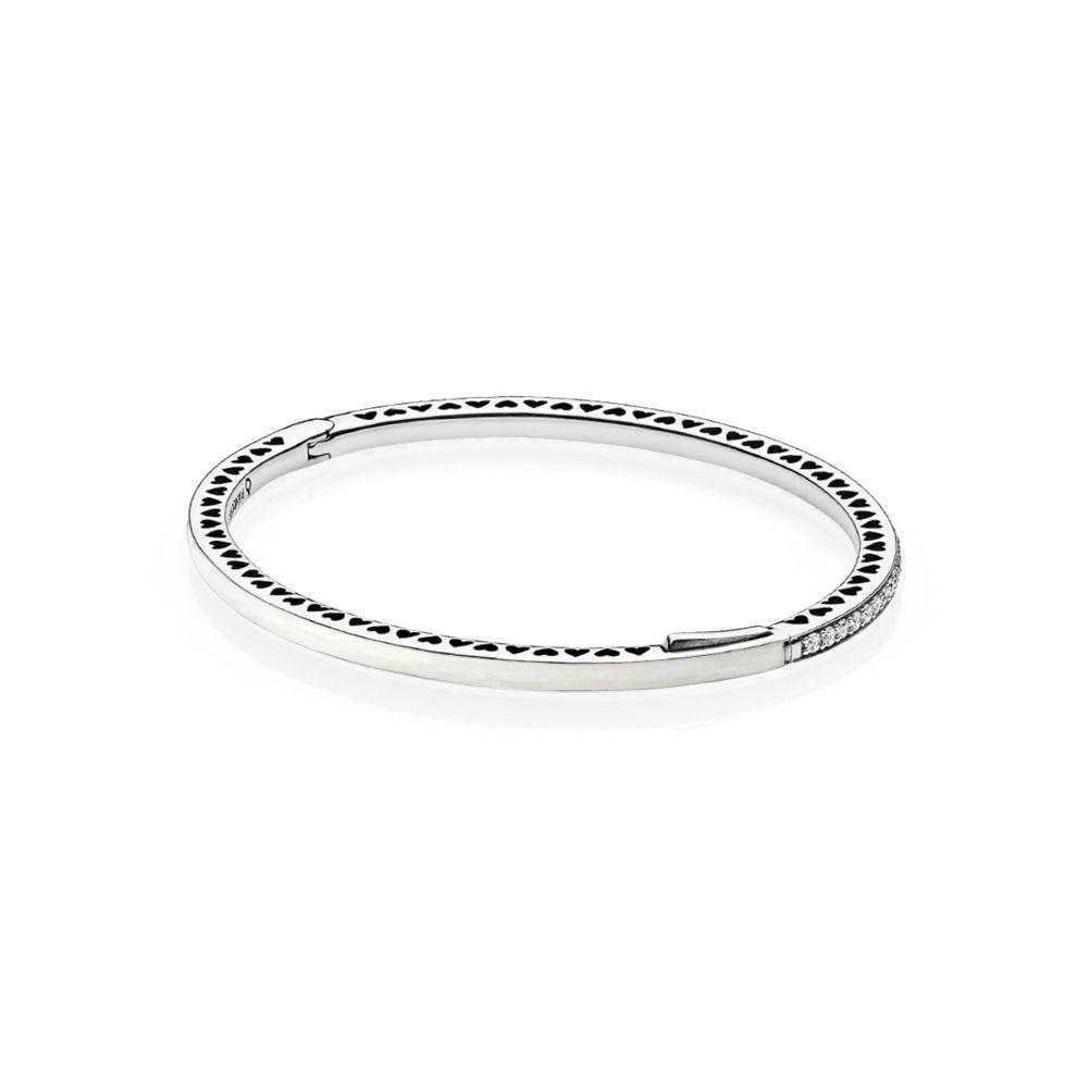 bracelet jonc pandora argent 925