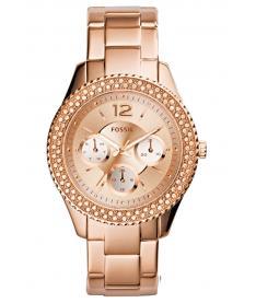 Montre Femme Fossil  ES3590 Bracelet Acier