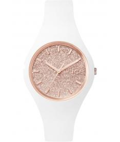 Montre Femme Ice Watch Ice Glitter ICEGTWRGSS15 Bracelet Silicone