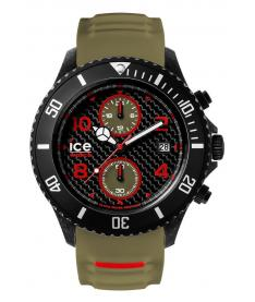 Montre Homme Ice Watch Ice Carbon CACHBKABBS15  Bracelet Silicone