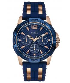 Montre Homme Guess W0366G4 Bracelet Silicone