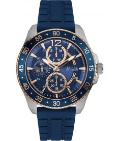 Montre Homme Guess W0798G2 Bracelet Silicone