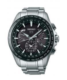 Montre Homme Seiko Astron SSE077J1 Bracelet Acier