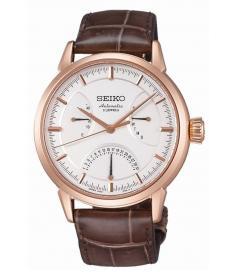 Montre Homme Seiko Tradition Automatique SARD006J Bracelet Cuir