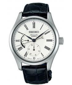 Montre Homme Seiko Tradition Automatique SARW011J Bracelet Cuir