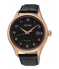 Montre Homme Seiko Tradition Automatique SRP706K1 Bracelet Cuir