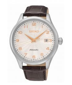 Montre Homme Seiko Tradition Automatique SRP705K1 Bracelet Cuir
