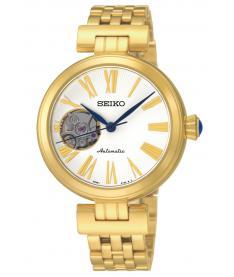 Montre Femme Seiko Tradition Automatique SSA860K1 Bracelet Acier