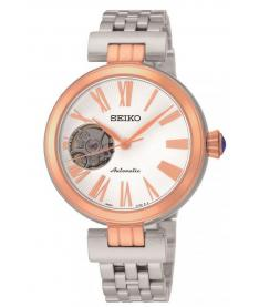 Montre Femme Seiko Tradition Automatique SSA862K1 Bracelet Acier