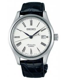 Montre Homme Seiko Tradition Automatique SARX019J Bracelet Cuir