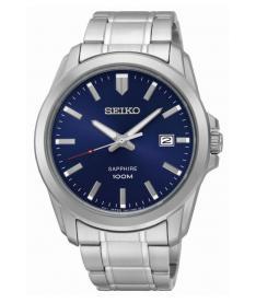 Montre Homme Seiko Classique SGEH47P1 Bracelet Acier