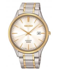 Montre Homme Seiko Classique SGEG96P1 Bracelet Acier