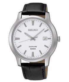 Montre Homme Seiko Classique SGEH43P1 Bracelet Cuir