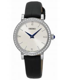 Montre Femme Seiko Classique SFQ811P2 Bracelet Cuir