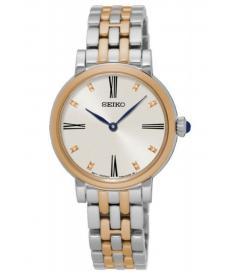 Montre Femme Seiko Classique SFQ816P1 Bracelet Acier
