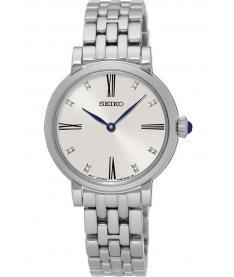 Montre Femme Seiko Classique SFQ817P1 Bracelet Acier