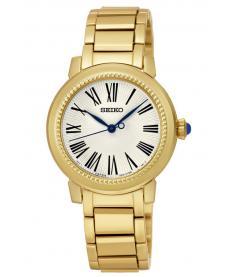 Montre Femme Seiko Classique SRZ450P1 Bracelet Acier