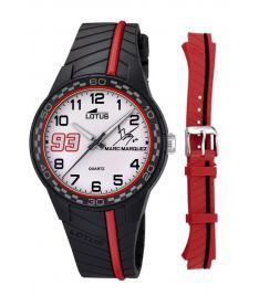 Montre Junior Lotus L18106-1 Bracelet Silicone