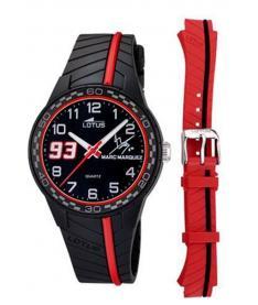 Montre Junior Lotus L18106-3 Bracelet Silicone