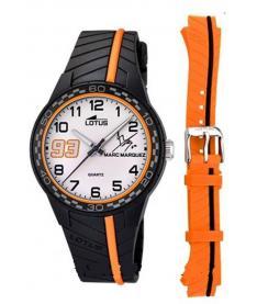 Montre Junior Lotus L18106-4 Bracelet Silicone