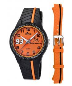 Montre Junior Lotus L18106-5 Bracelet Silicone