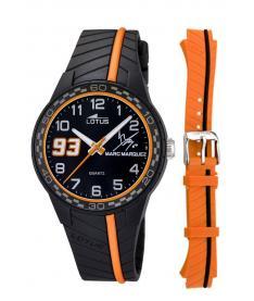 Montre Junior Lotus L18106-6 Bracelet Silicone