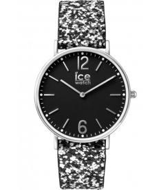 Montre Femme Ice Watch Ice Madame MA.BK.36.G.15 Bracelet cuir
