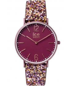 Montre Femme Ice Watch Ice Madame MA.PE.36.G.15 Bracelet cuir